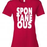 Spontaneous__ladies__red