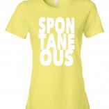 Spontaneous__ladies__spring yellow