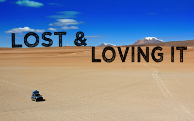 5 Reasons to Get Lost When You Travel